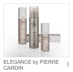 ELEGANCE BY PIERRE CARDIN